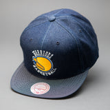 Golden State Warriors HWC Raw Denim Snapback