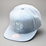 Golden State Warriors Italian Washed Snapback