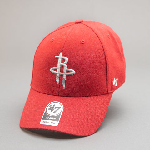 Houston Rockets '47 Red MVP Hat