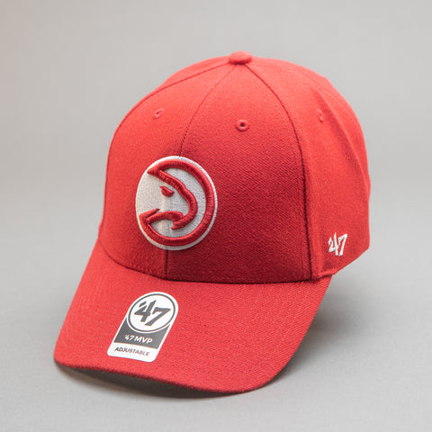 Atlanta Hawks '47 Red MVP Hat