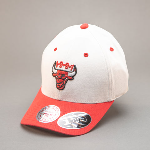 Chicago Bulls 1991 Flex Fit Hat