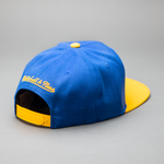 Golden State Warriors HWC Cropped XL Logo Snapback