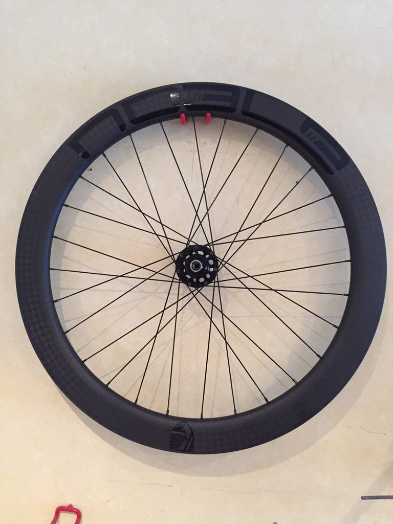 Why track wheels are not always a good choice for fixed crit