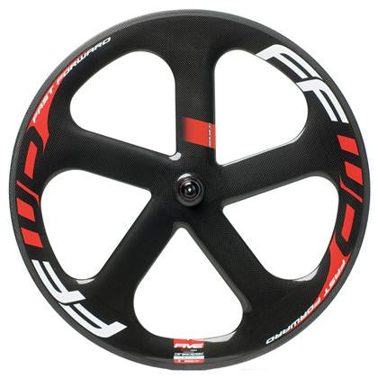FFWD 5 Spoke Front Tubular Track Wheel - Ceramic Bearing