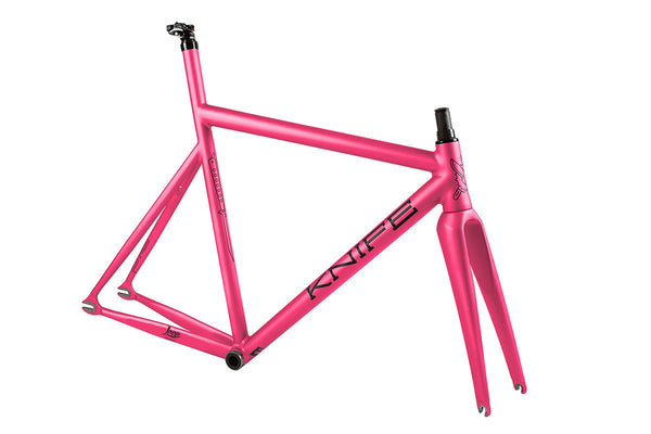Knife Butterfly Frameset