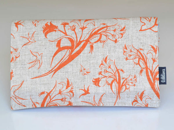 Nectar Lilies Nappy Wallet