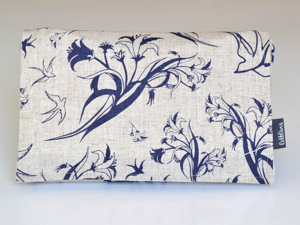 Oxford Lillies Nappy Wallet