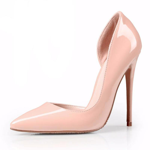 PU Leather Sexy Pumps Shoes for Women