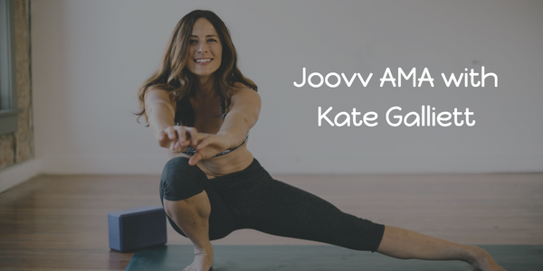 Joovv AMA with Kate Galliett and Fit for Real Life