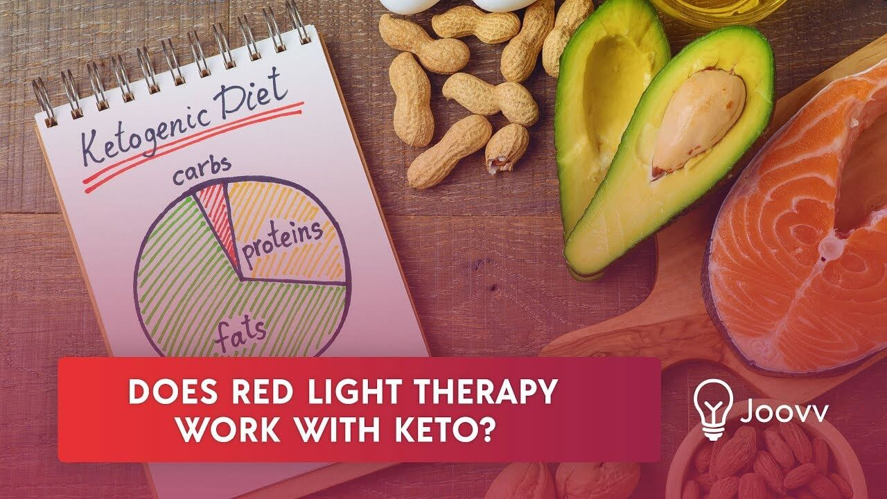 joovv red light therapy and keto