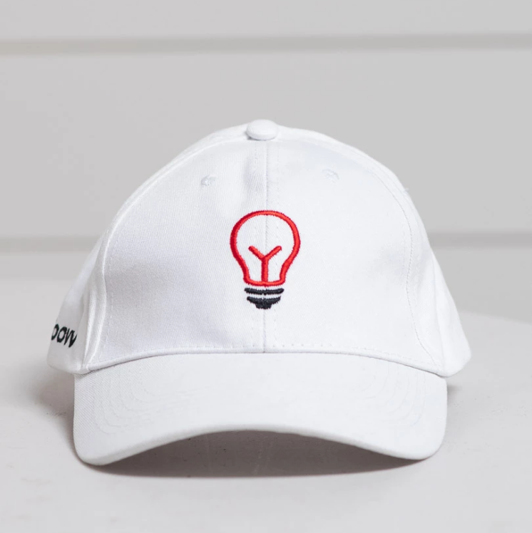 Joovv Hat - White