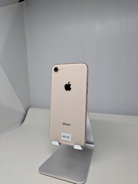 iPhone 8 Déverrouillé Or Rose 64GB