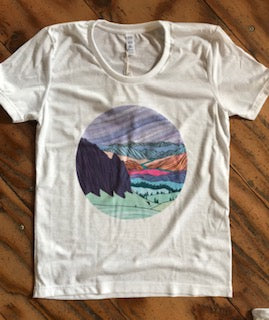 Mission Ridge T-shirt