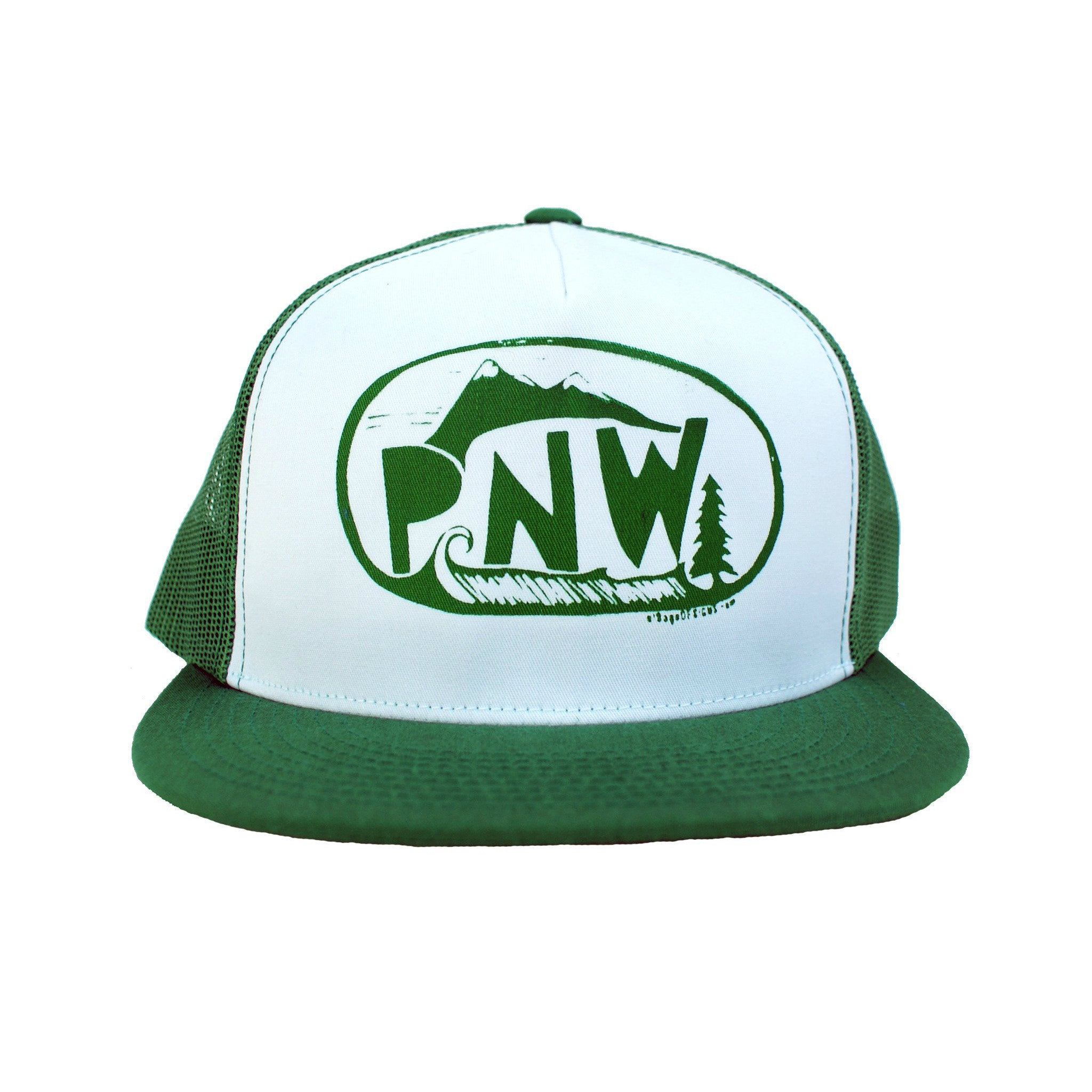 PNW Structured Trucker Hat