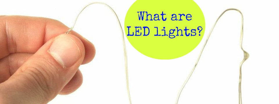 What are LED lights and why should you use them?