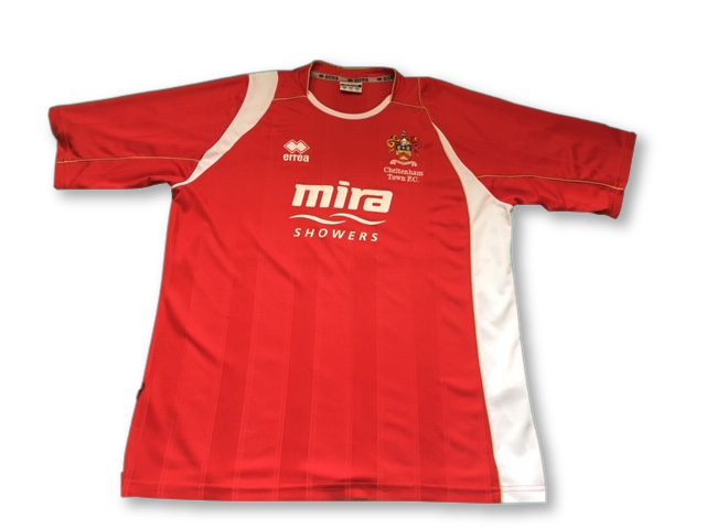 Cheltenham Town 2008-10 Home Shirt XL