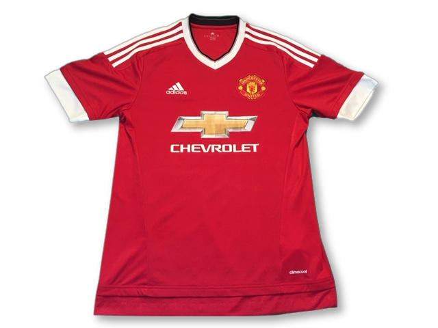 Manchester United 2015-16 Home Shirt (Memphis 7) M