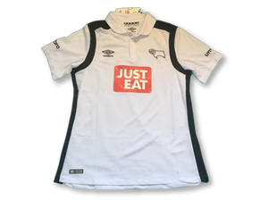 Derby County 2016-17 Home Shirt M