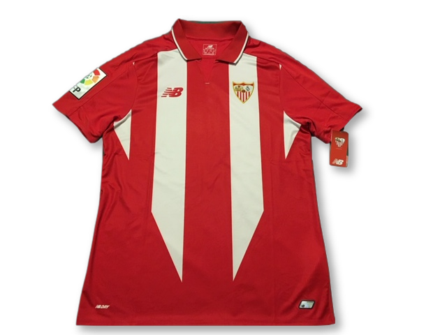 Sevilla 2015-16 Away Shirt M
