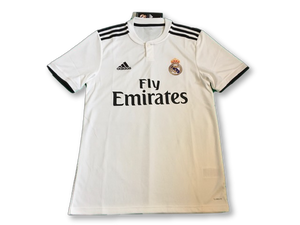 Real Madrid 2018-19 Home Shirt S