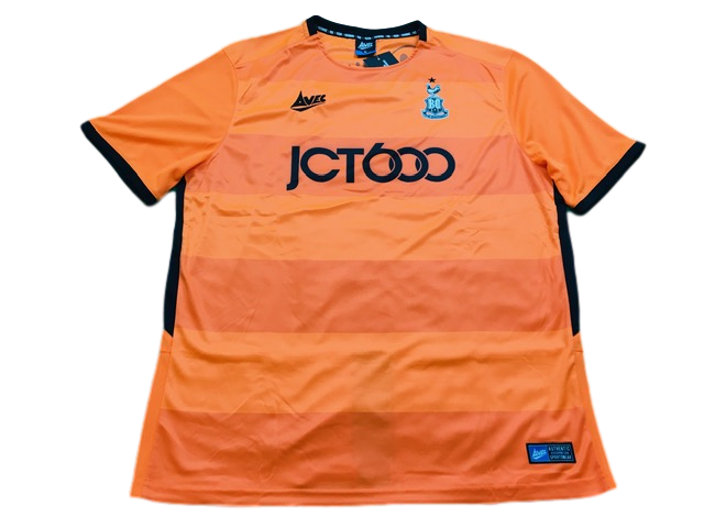 orange avec Bradford City 2019-20 3rd Football Shirt