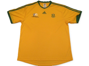 South Africa 2005-07 Home Shirt L