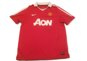 Manchester United 2010-11 Home Shirt L