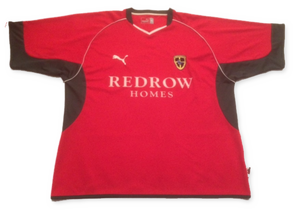 Cardiff City 2004-05 Away Shirt XL