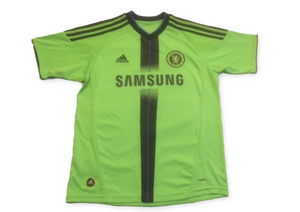 Chelsea 2010-11 3rd Shirt Youth 11/12 years