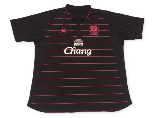 Everton 2009-10 Away Shirt XXL