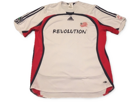 New England Revolution 2006-07 Away Shirt XL
