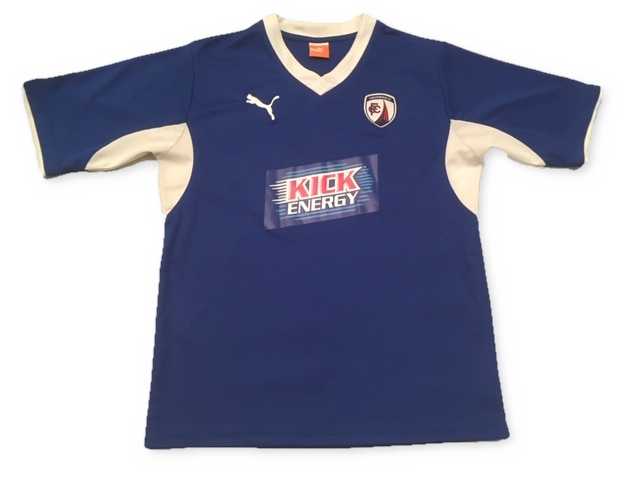 Chesterfield 2012-13 Home Shirt L