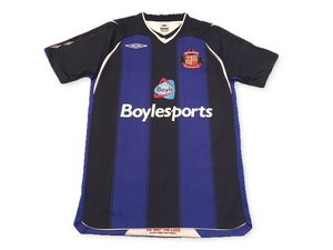 Sunderland 2008-09 Away Shirt S