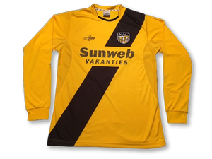 NAC Breda 2008-09 Long Sleeved Home Shirt L