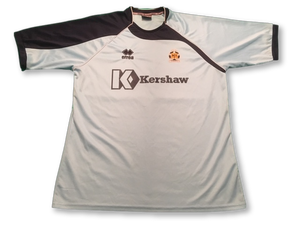 sky blue errea Cambridge United 2011-12 Away football Shirt