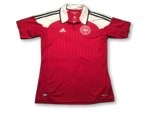 Denmark 2012-13 Home Shirt Youth Age 15-16