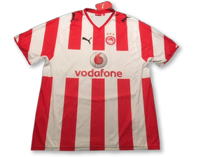 Olympiacos 2006-07 Home Shirt XL