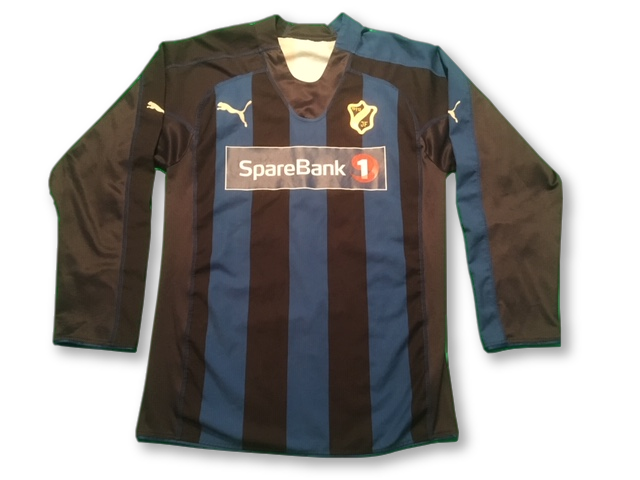 Stabæk JF 2005-07 (Long Sleeved) Home Shirt S