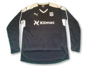 Dundee 2015-16 (Long Sleeved) Home Shirt L