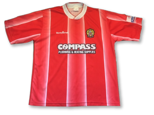 Dagenham & Redbridge 2003-05 Home Shirt M