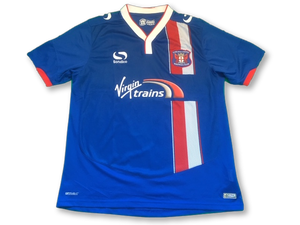 Carlisle United 2015-16 Home Shirt L