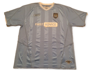 Manchester City 2003-04 Home Shirt 42/44