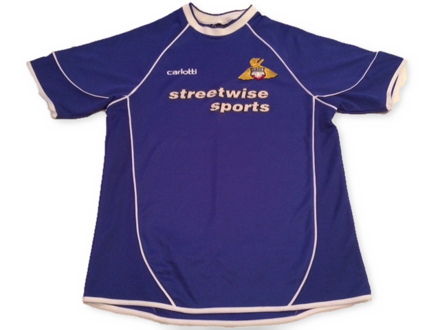 Doncaster Rovers 2003-04 Away Shirt M