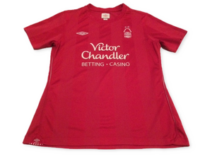 Nottingham Forest 2010-11 *Ladies* Home Shirt 10