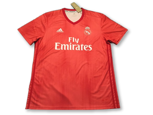 Real Madrid 2018-19 3rd Shirt L