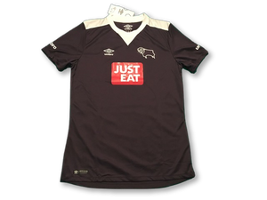 Derby County 2015-16 Away Shirt Youth XL