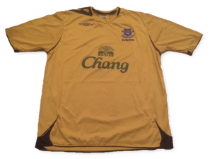 Everton 2006-07 3rd Shirt XL