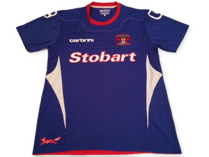 Carlisle United 2011-12 Home Shirt L