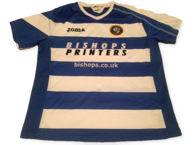 Havant & Waterlooville 2011-12 Home Shirt XS