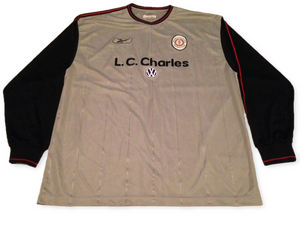 Crewe Alexandra 2003-04 Away (Long Sleeved) Shirt 46/48